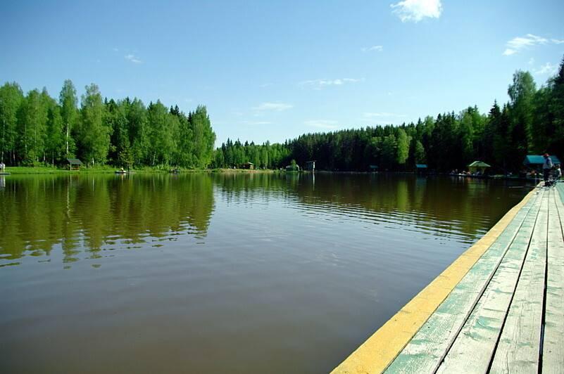 Хомяково рыбалка в подмосковье ? fisherway.ru