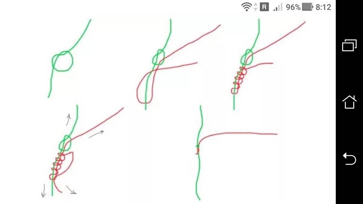 Как привязать поводок к основной леске для рыбалки: как правильно завязать узел для поплавочной удочки, донки или спиннинга