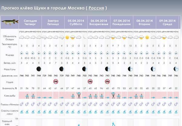 - подробный прогноз клёва и погоды в матвеев кургане на 3 дня и 15 дней