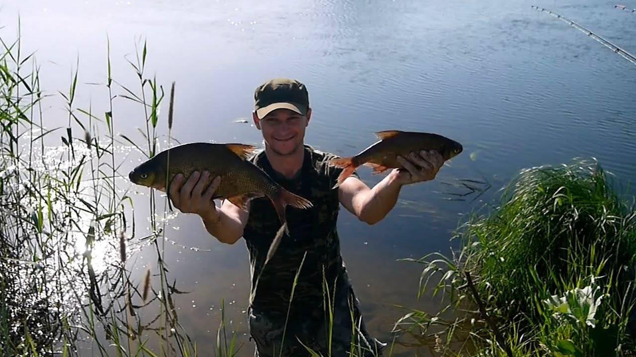 Рыбалка в краснодарском крае — 10 лучших мест
