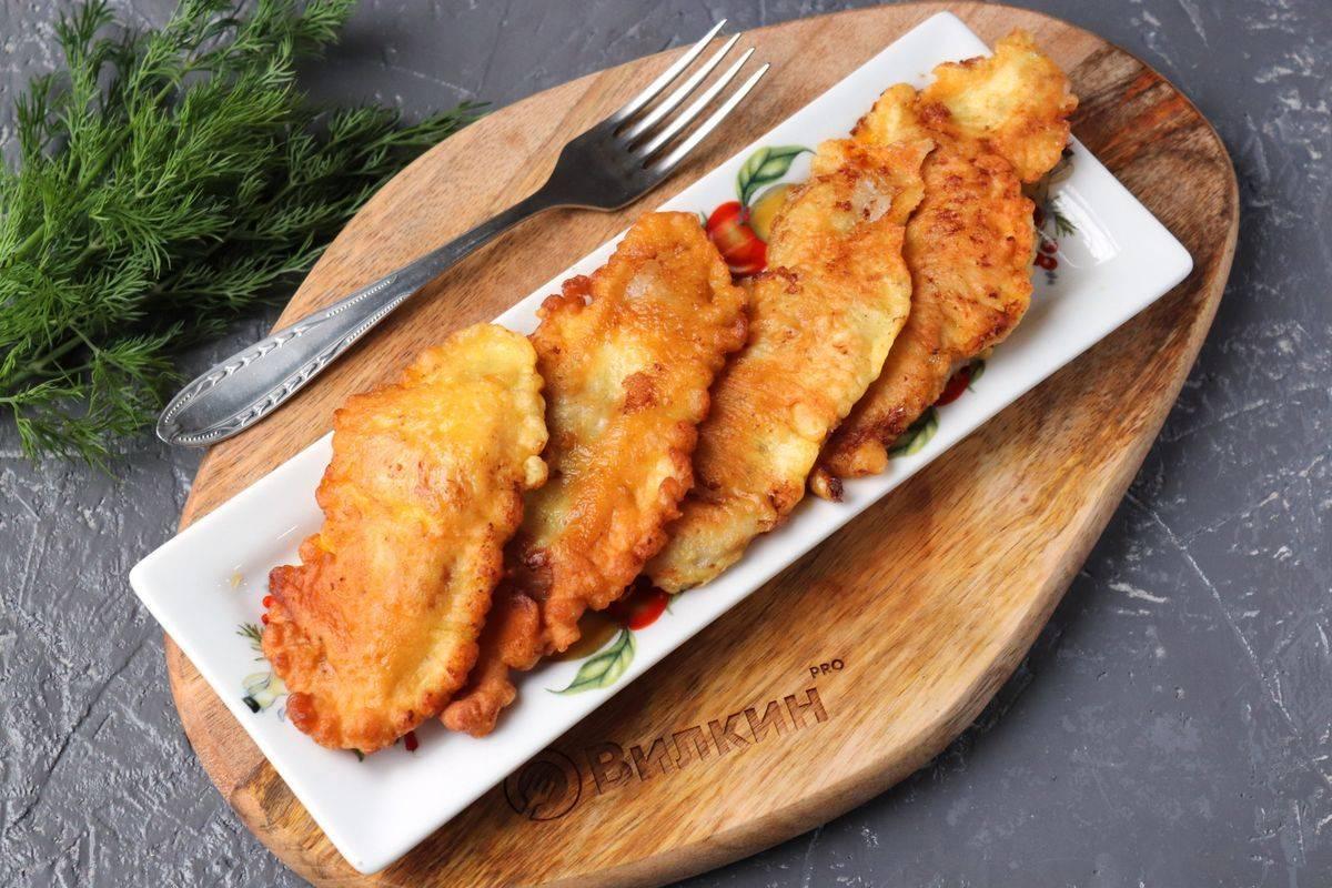 Филе рыбы в кляре: пошаговые рецепты рыбных блюд, как правильно приготовить, фото