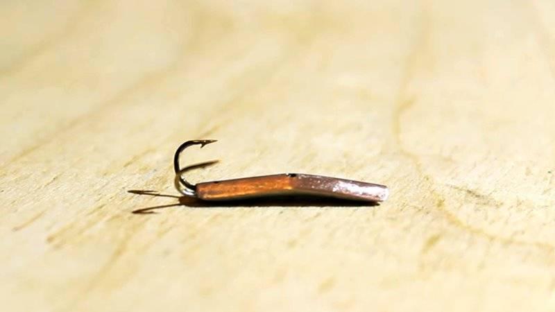 Как привязать мормышку к леске - читайте на сatcher.fish