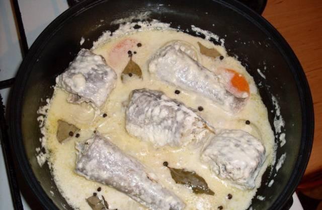 Щука жареная на сковороде рецепт с фото вкусный фоторецепт.ru