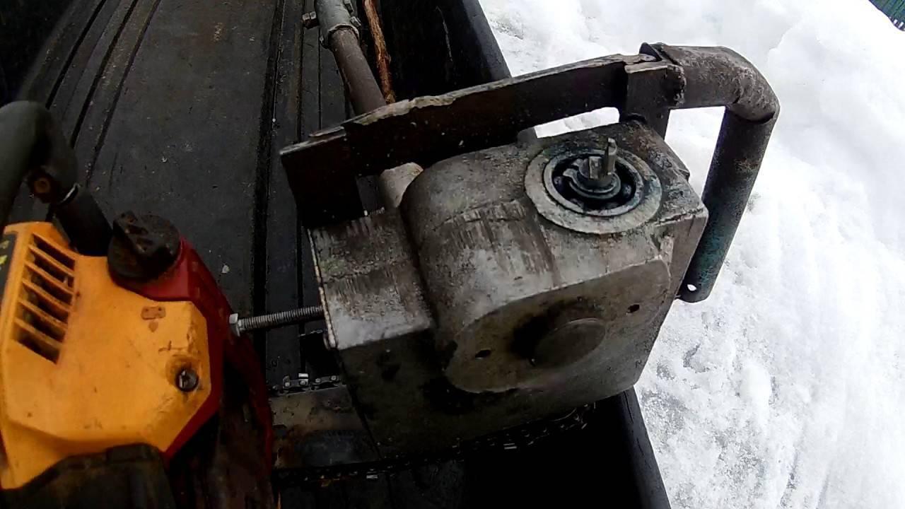 Самоделки из бензопилы своими руками: фото и видео - токарь