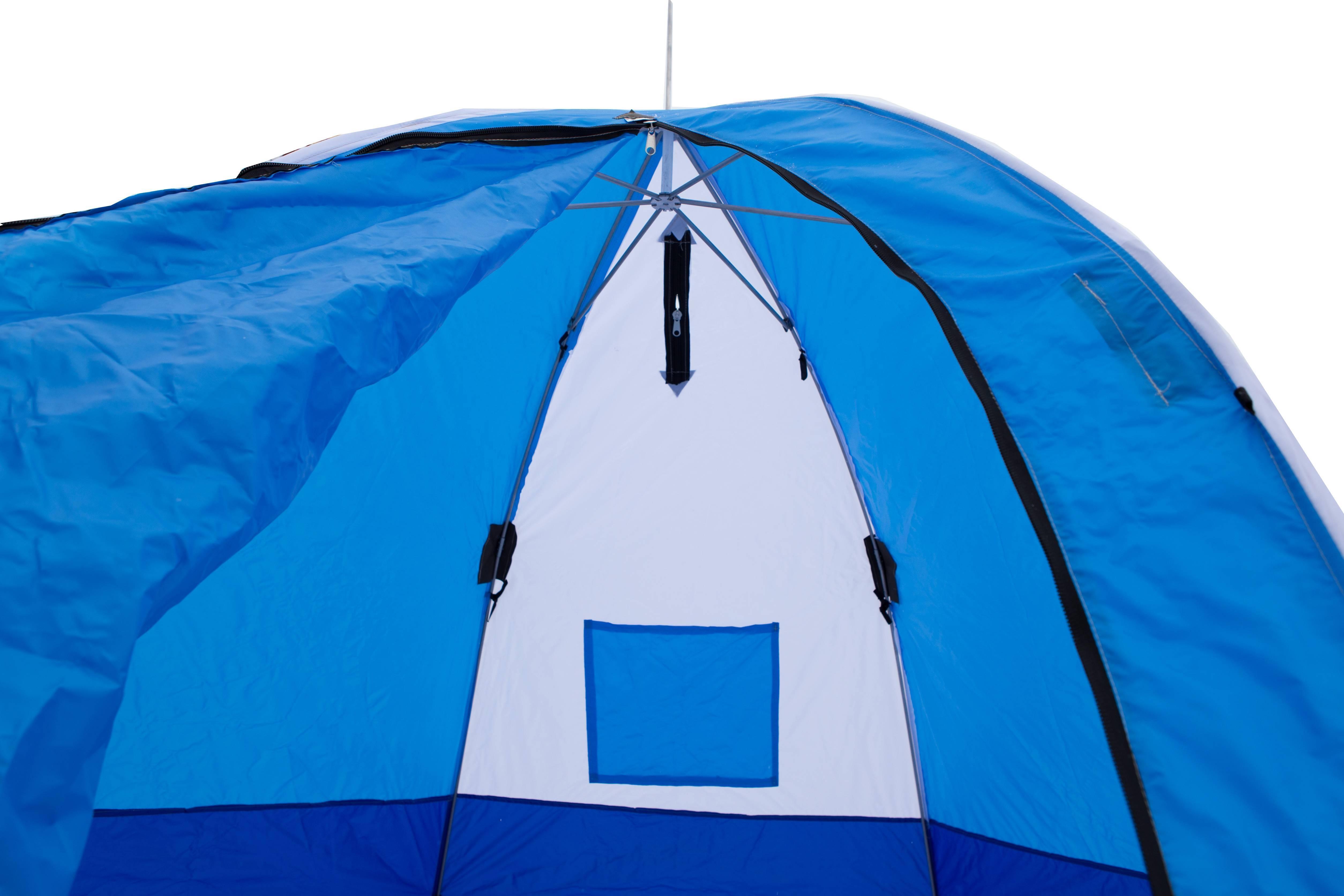 Что представляет собой палатка «зонт»