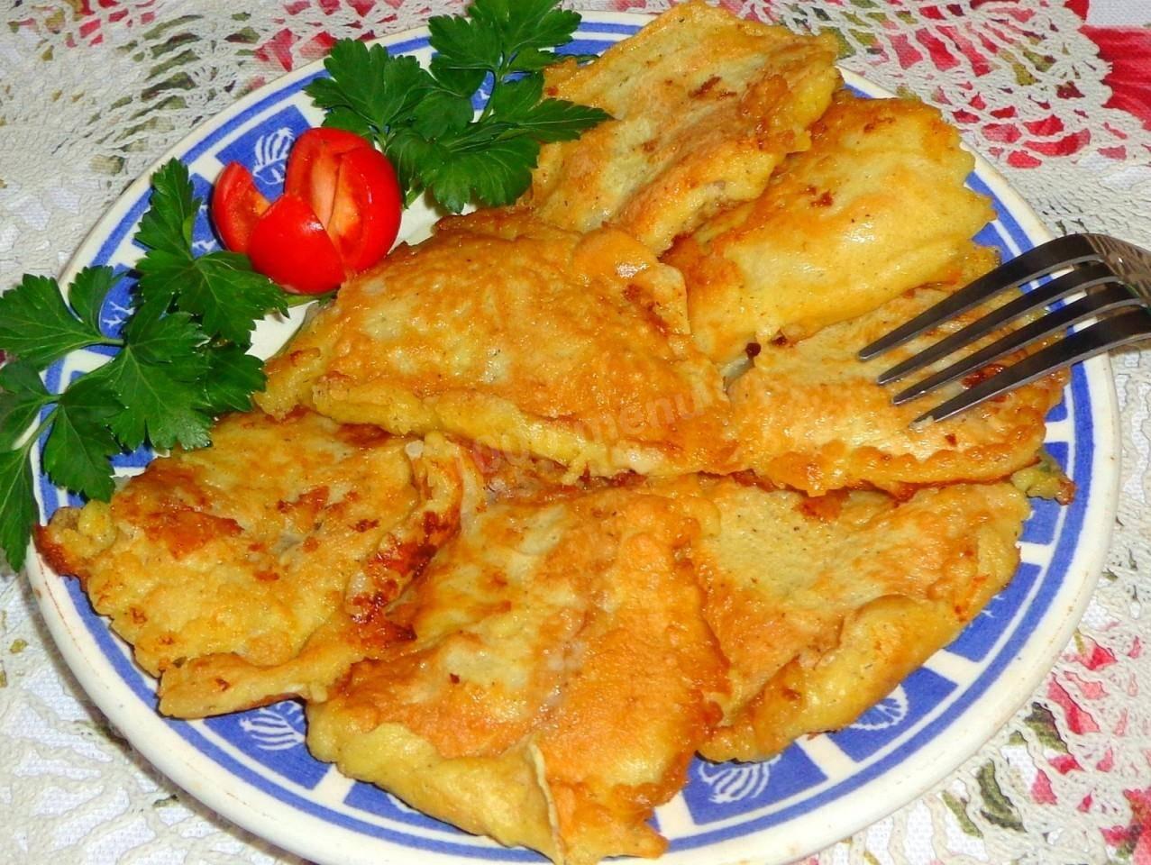 Минтай в кляре - 10 самых вкусных пошаговых рецептов — kushaisovkusom.ru