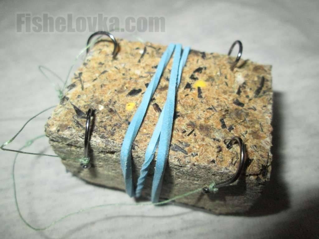 Ловля карпа на макушатник - снасти и изготовление своими руками