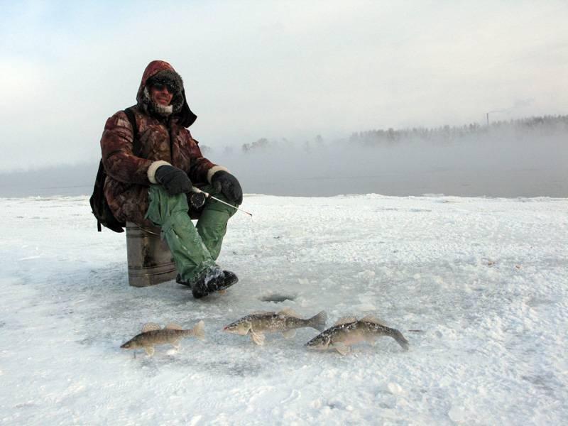 Рыбалка на малых реках - на рыбалке!