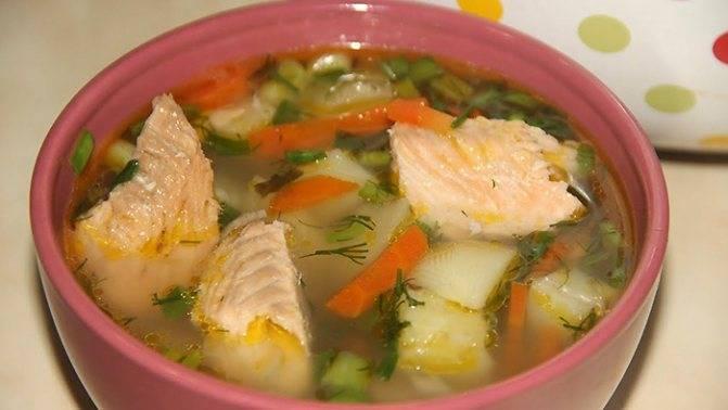 Уха из горбуши – кулинарный рецепт