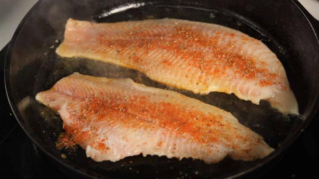 Рыба жареная во фритюре - подробный рецепт приготовления
