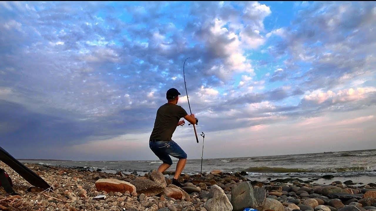 Рыбалка в ейске