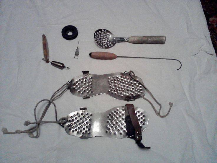 Мастерская рыболова, изготовление рыболовных снастей, самоделки.