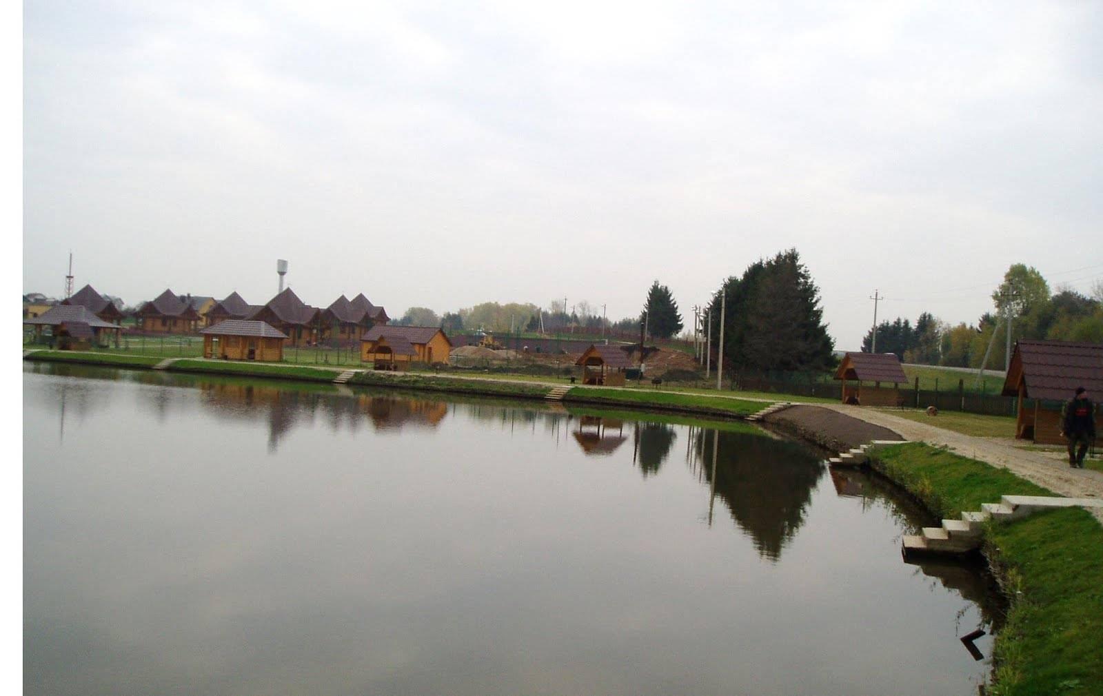Реки и озера для рыбалки в ивановской области