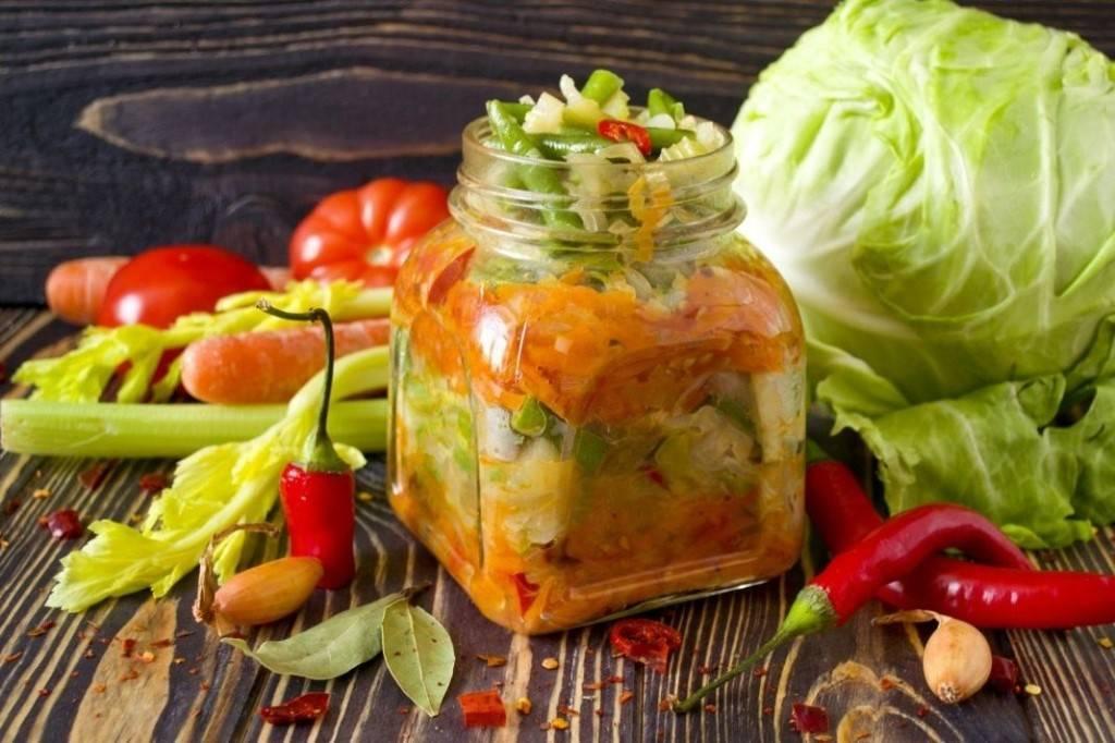 Салат из рыбы