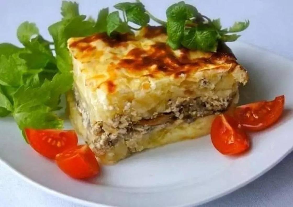 Рыбная запеканка с картофелем – кулинарный рецепт