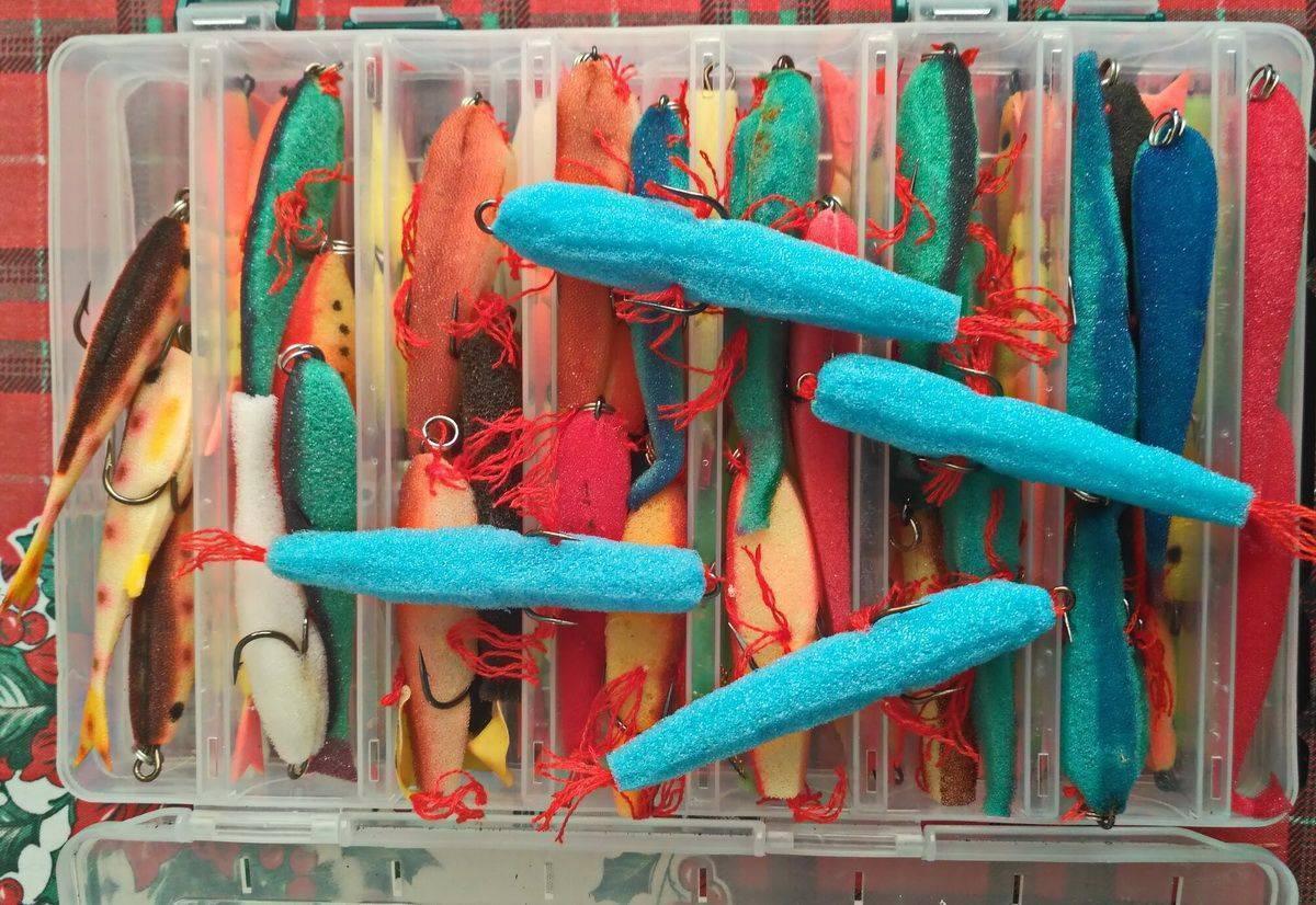 Топ-5 поролоновых рыбок своими руками — схемы