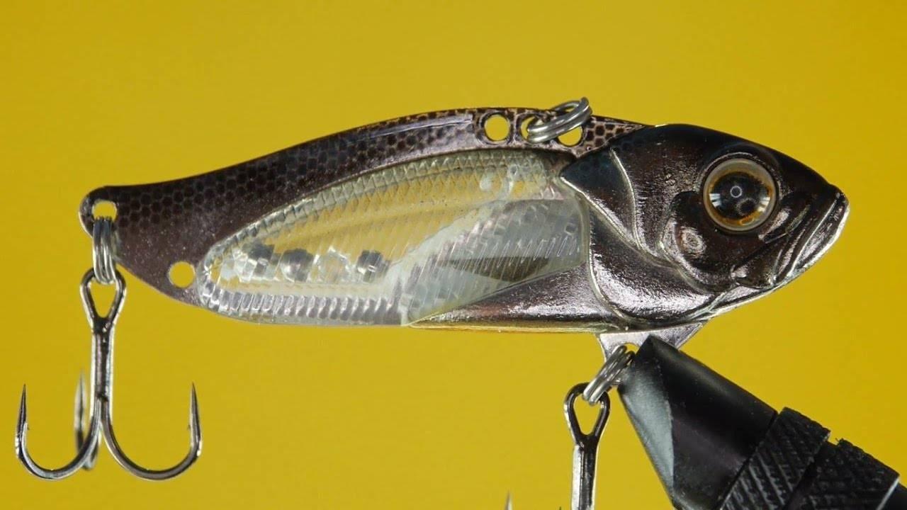 Приманка цикада - ловля на блесну (фото, видео и отзывы)