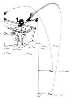 Даунриггер своими руками: чертежи, клипса, груз, катушка