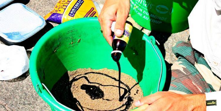 Самодельные ароматизаторы для рыбалки