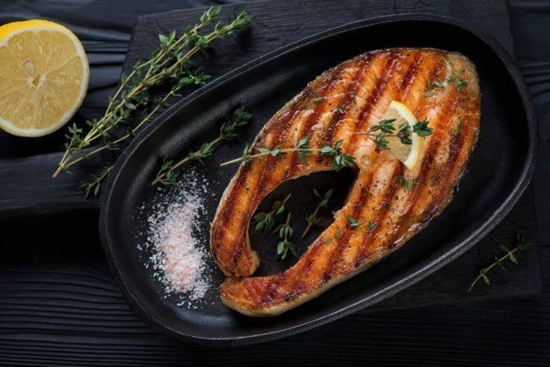 Рыба на гриле: рецепт приготовления. маринад для рыбы на гриле :: syl.ru