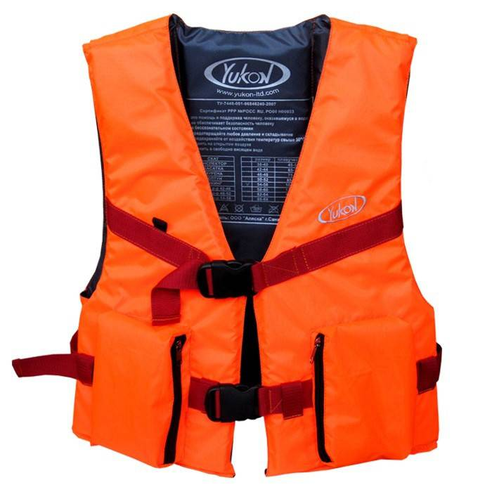 Как правильно выбрать спасательный жилет для ребенка