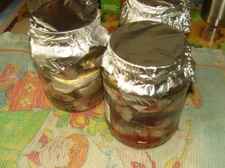 Домашние консервы из речной рыбы в томатном соусе: вкусные – такие не купишь в магазине