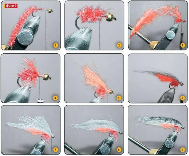 Как сделать мушку для рыбалки своими руками?