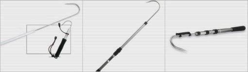 Багорик для зимней рыбалки своими руками - инструкция, схема, чертежи, советы по сборке