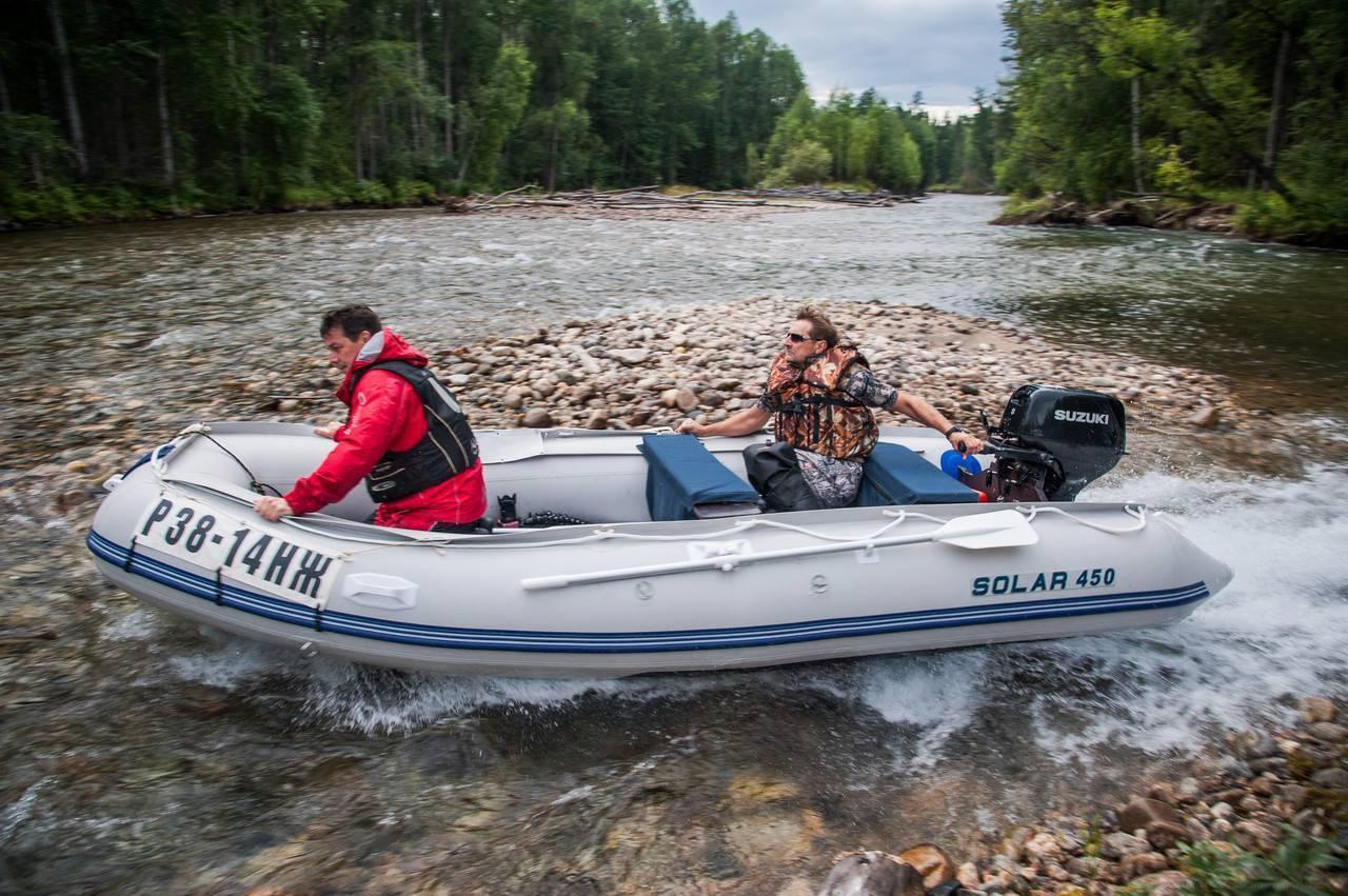 Выбор лодки для рыбалки: на какие параметры обращать внимание, лучшие производители