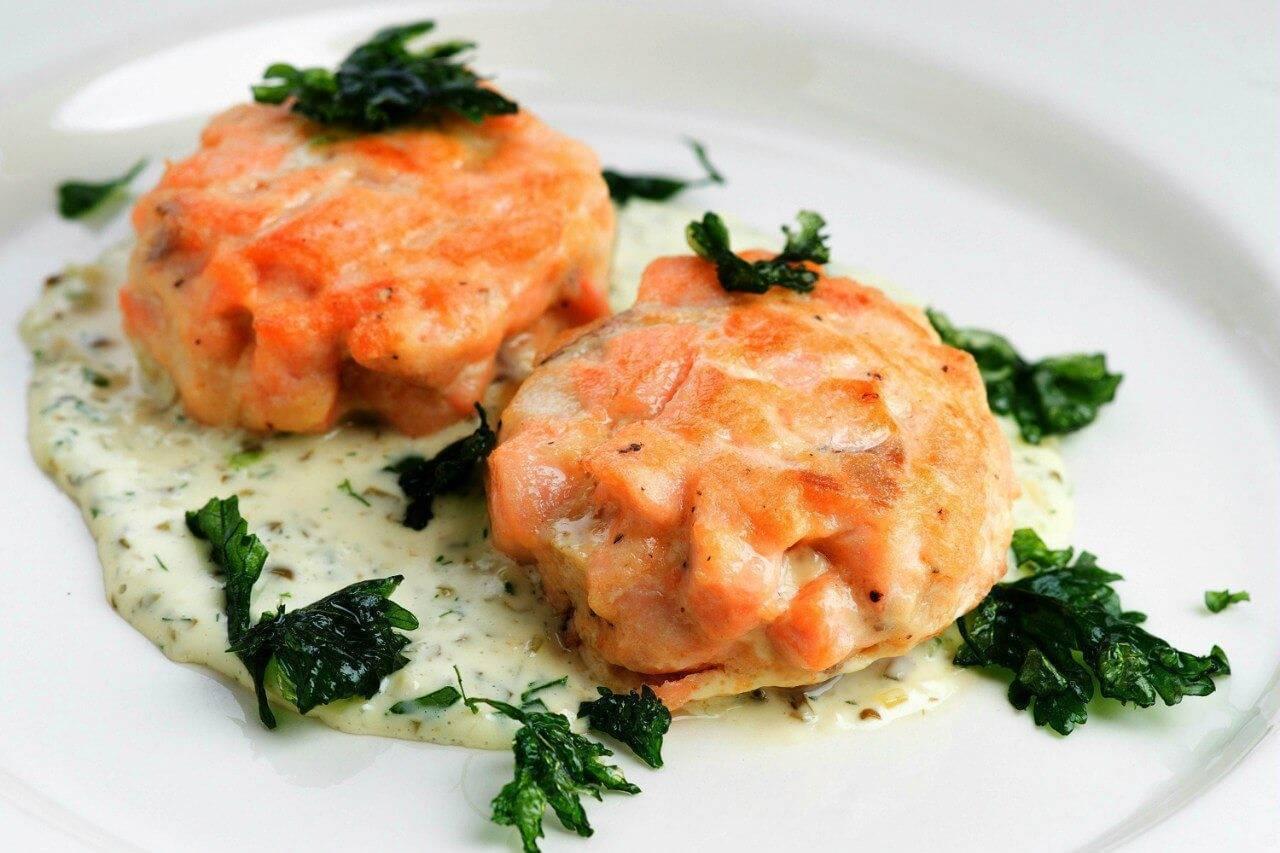 Биточки рыбные (10 рецептов с фото) - рецепты с фотографиями на поварёнок.ру