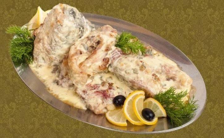 Рыба тушеная (26 рецептов с фото) - рецепты с фотографиями на поварёнок.ру