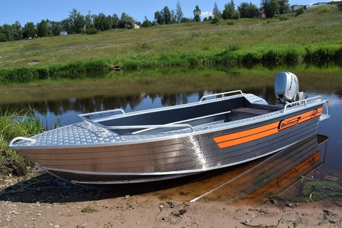 6 лучших алюминиевых лодок для рыбалки – рейтинг 2020 года