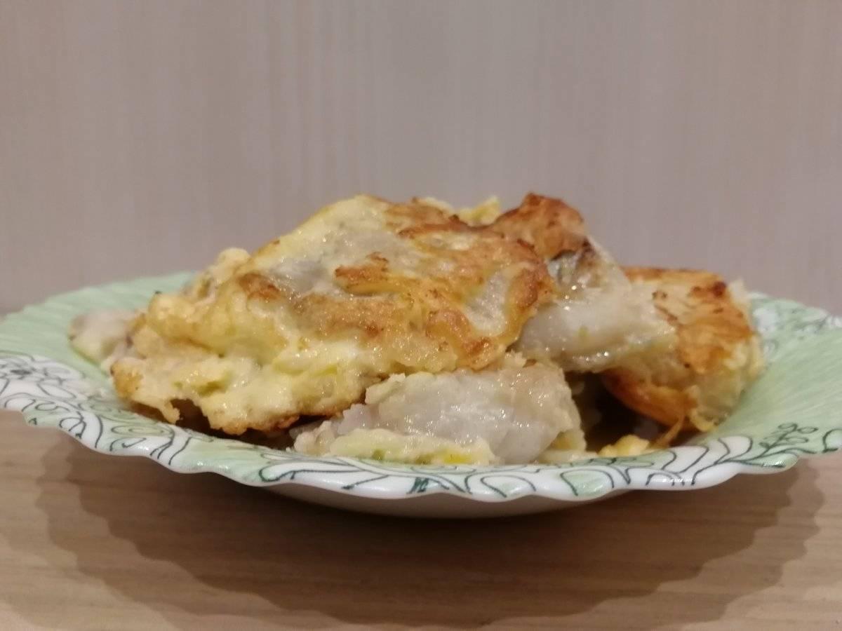 Минтай в кляре на сковороде (пошаговый рецепт с фото) - pro vkusnyashki