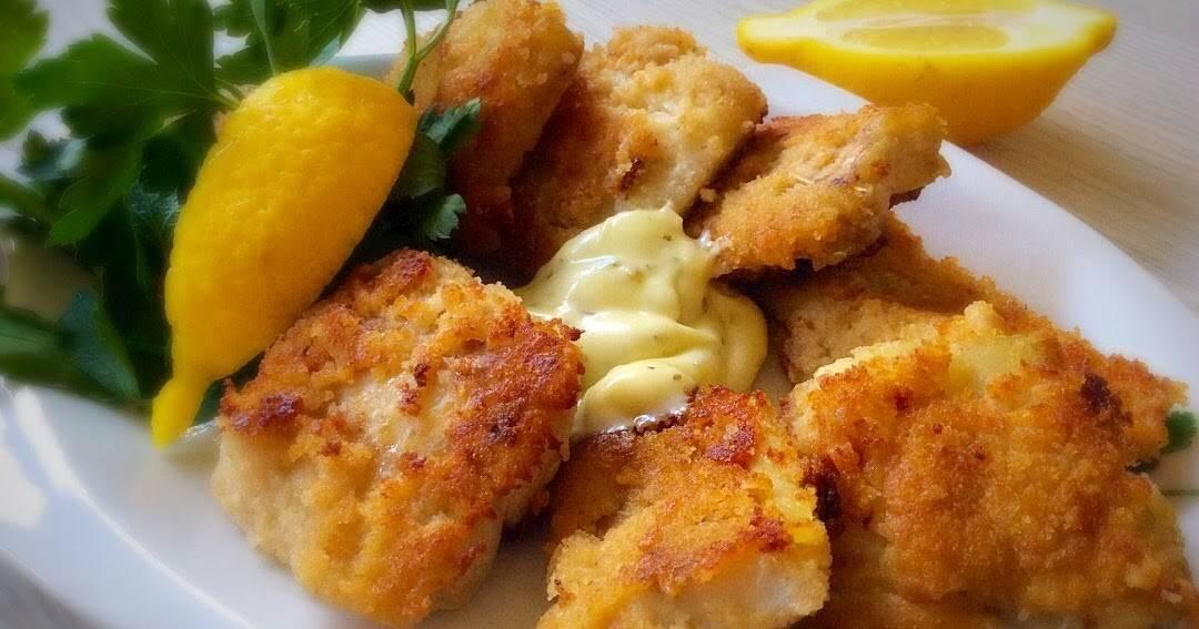 Кляр для рыбы: 13 секретных рецептов