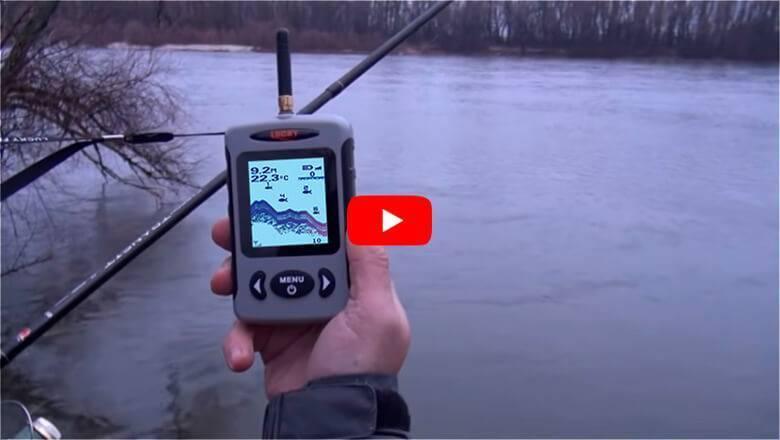 Эхолот для рыбалки с берега, как пользоваться бюджетными береговыми эхолотами для летней ловли