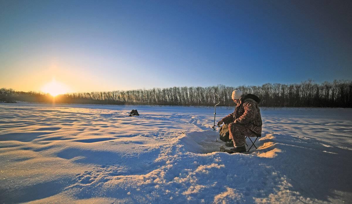Рыбалка на припяти - видео русской рыбалки, отзывы и советы при ловле зимой