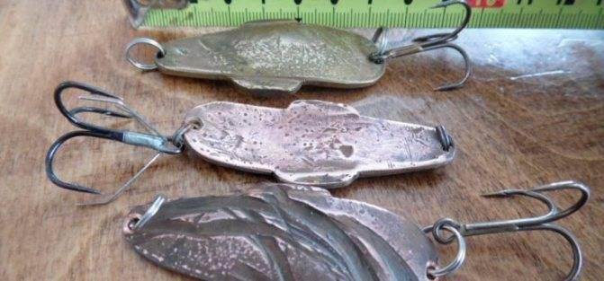Блесна шторлек (ошибочное название шторлинг). самые уловистые спиннинговые блесны и воблеры