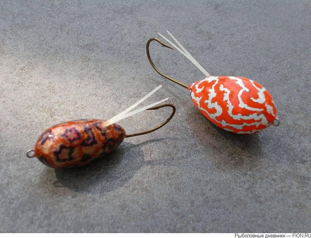 Каким бывает хорватское яйцо и как на него ловить?