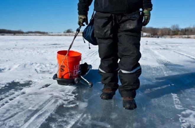 Ловля по первому льду