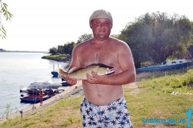 Рыбалка на трехречье: места, базы, особенности ловли
