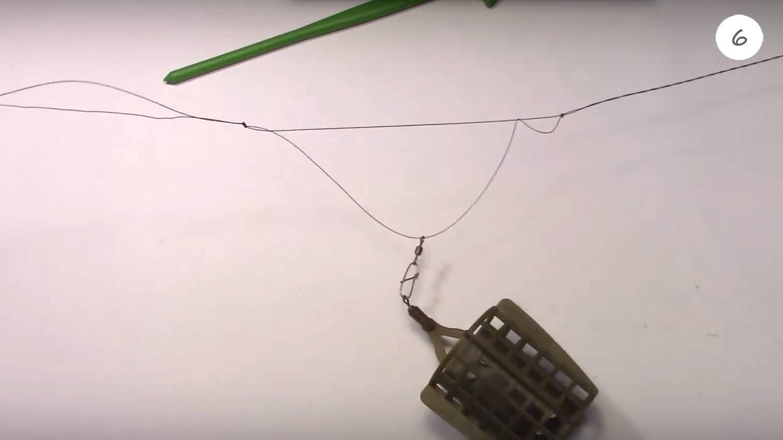 ✅ монтаж оснасток для фидера — видео уроки - рыбзон.рф