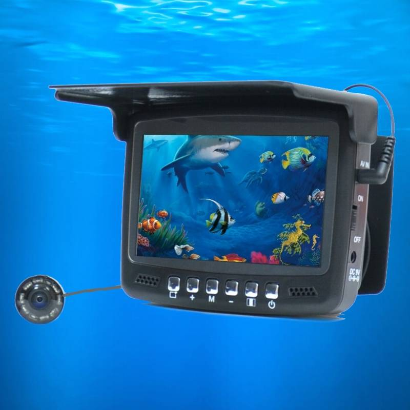 Рыболовные камеры для подледной рыбалки