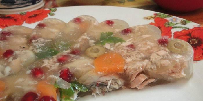 Щука заливная. заливное из щуки с желатином и без - как приготовить по пошаговым рецептам с фото