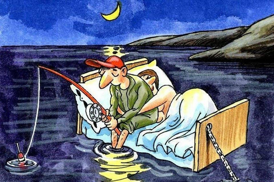 Анекдоты про рыбалку и рыбаков: 50+ шуток