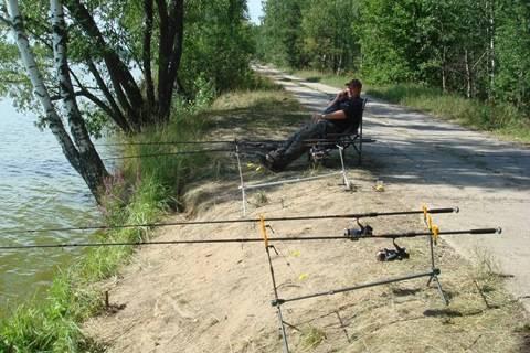 Егорьевский рыбхоз — условия и цены на рыбалку