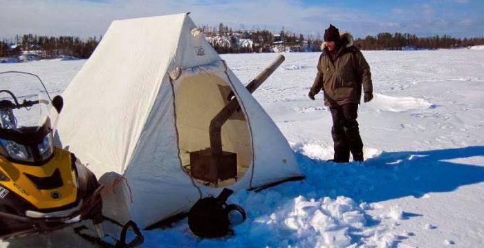 Палатка своими руками - сделай сам