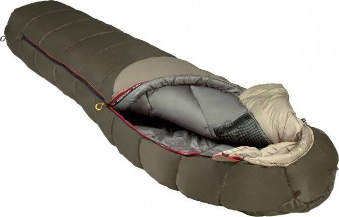 Спальный мешок: какие есть виды, формы, как и какой выбрать