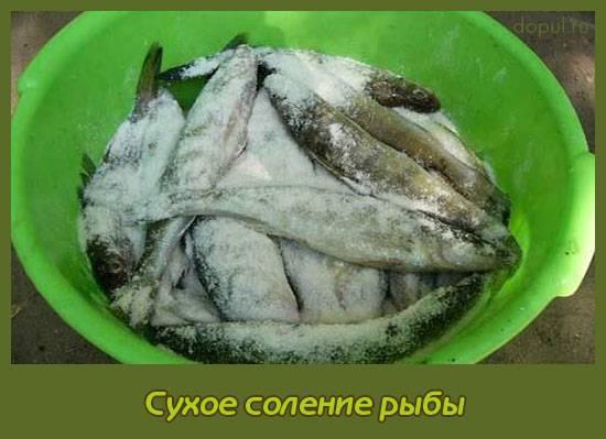 Как быстро вымочить соленую рыбу