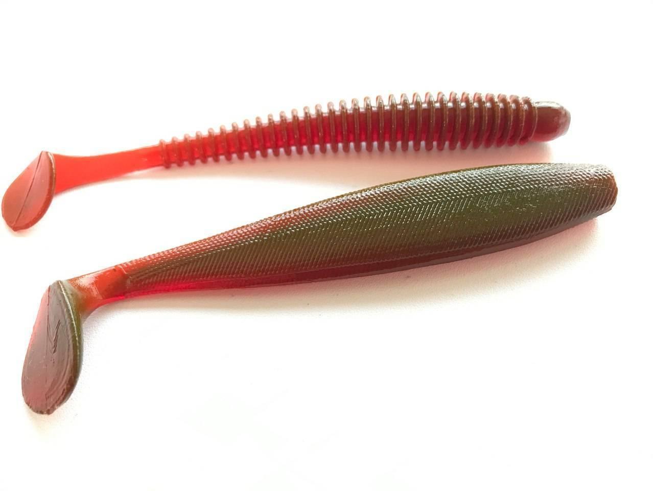 Какие силиконовые приманки лучше купить. рейтинг уловистых съедобных силиконок на окуня и щуку | про рыбалку - секреты рыбной ловли