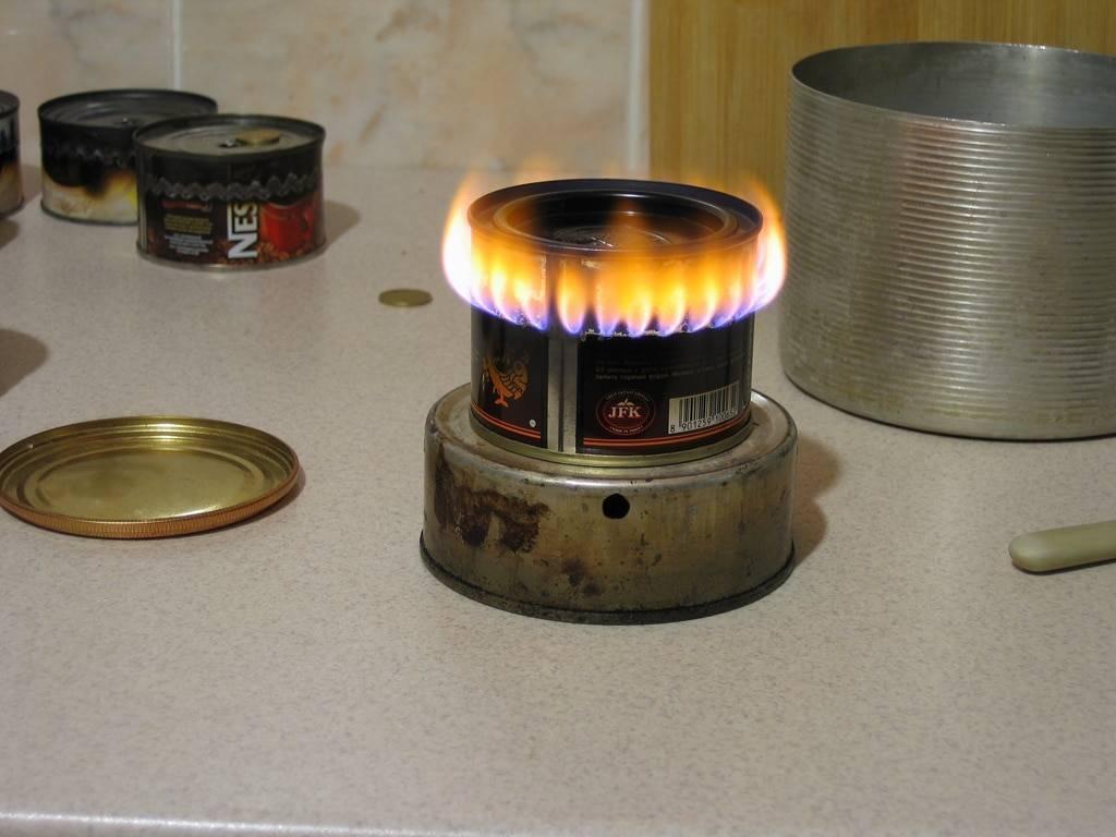 Устройство и работа самодельной бензиновой горелки
